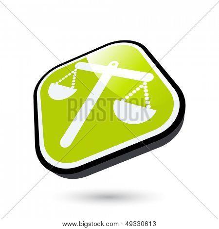 modern law sign
