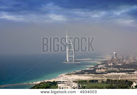Burj Al Arab & Jumeirah Beach Residence