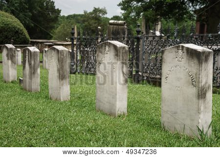 Unknown Soldier Tombstone