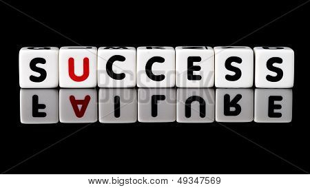 Success Failure Concept