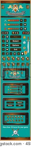 graphical user interface for games 4