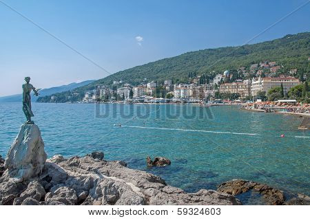 Opatija,Istria,adriatic Sea,Croatia