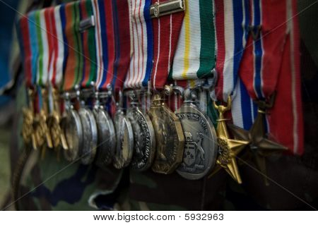 Old Solier Medals