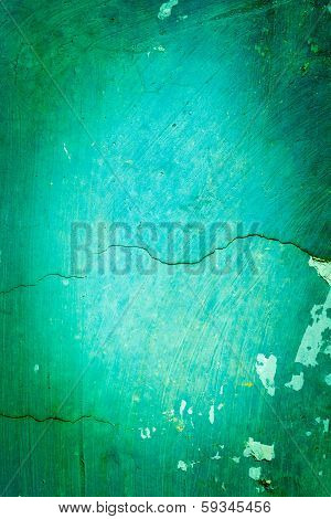 Green exposed concrete wall texture. Abstarct background. poster