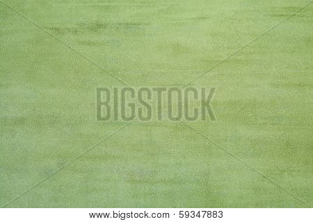 Olive Green Obsolete Wall Background
