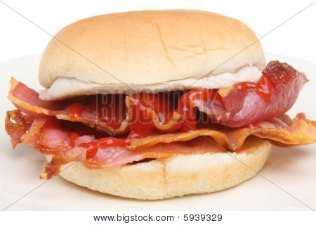 Bacon Breakfast Roll