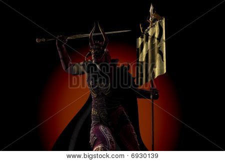 Choas Warrior