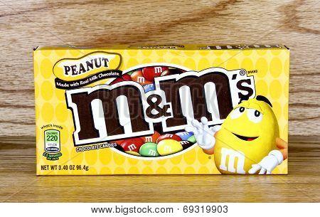 M&m's Peanut Candies