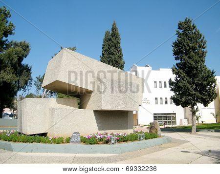 Or Yehuda Babylonian Jewry Memorial 2011