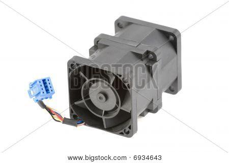 Dual-rotor Cooling Fan
