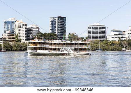 Kookaburra River Queen Paddlewheeler