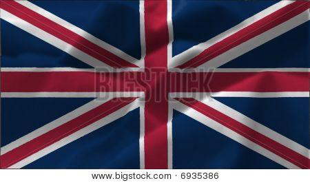 3D Flag UK
