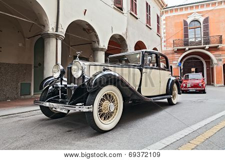 Old Rolls-royce 20/25