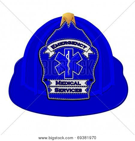 Emergency Medical Technician Helmet