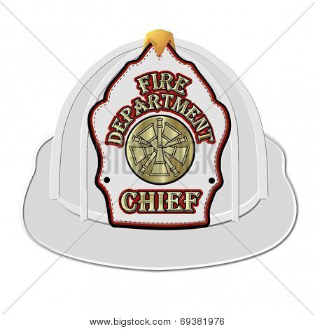 Fire Chief's Helmet