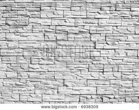 Decorative Stones Wall