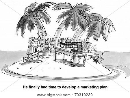 Marketing Plan Development