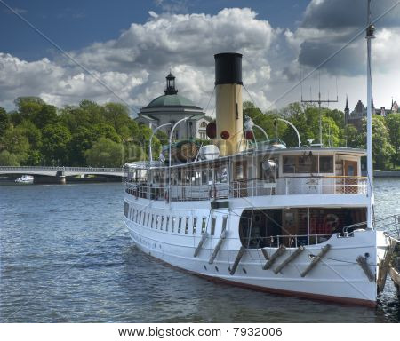Tourist Steamer