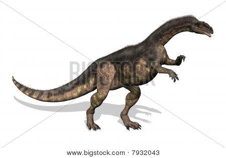 Plateosaurus Dinosaur 2