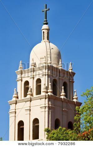 Ornate Church Bell Tower
