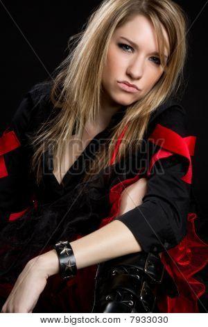Teen Punk Girl