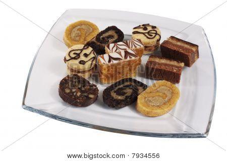 hand made desserts