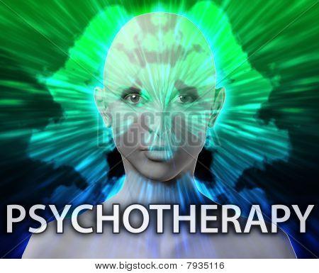 Female Psychiatric Treatment Psychotherapy