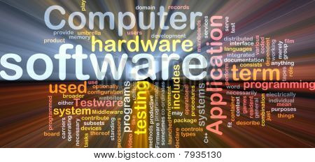 Software Word Cloud Box Package