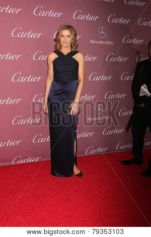 LOS ANGELES - JAN 3:  Kim Dickens at the Palm Springs Film Festival Gala at a Convention Center on January 3, 2014 in Palm Springs, CA