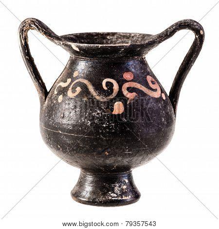 Ancient Daunian Kantharos