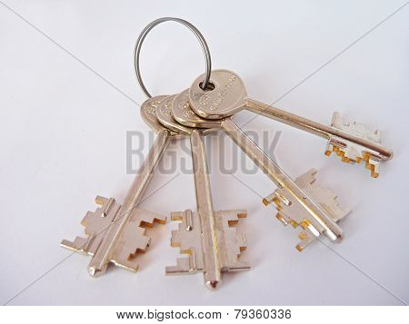 Keys From A Lock