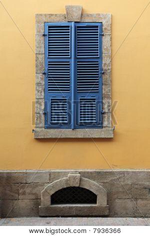 Old Houses Of Lefkosia (nicosia), Cyprus.