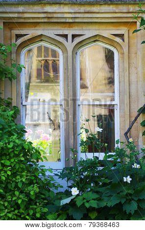 Window in Oxford