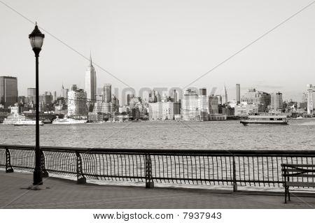 Hoboken-Promenade