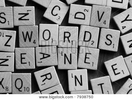 Wörter
