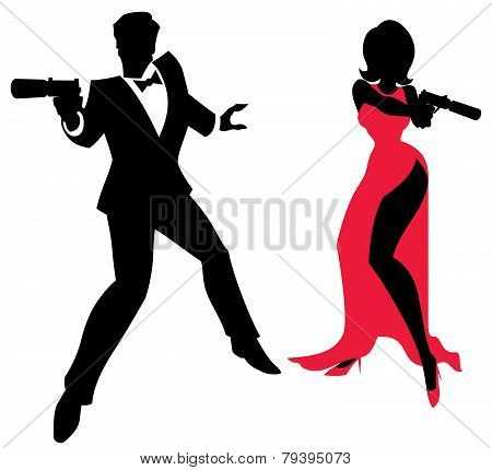 Spy Couple