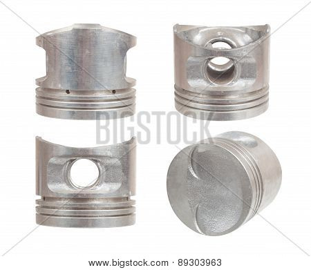Elements Of Engine Car The Pistons