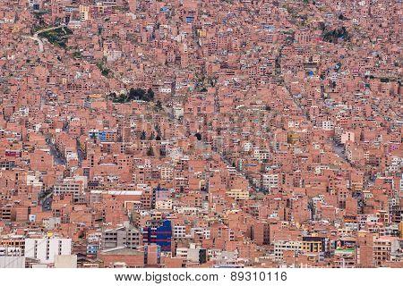 Houses Of La Paz