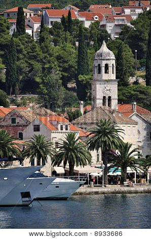 Waterfront in Cavtat
