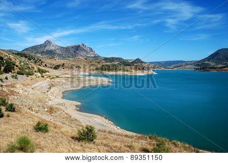 Reservoir, Zahara de la Sierra.