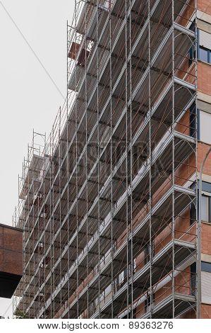 Scaffold Building