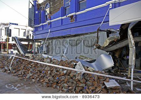 Christchurch Erdbeben 4 Sep 2010