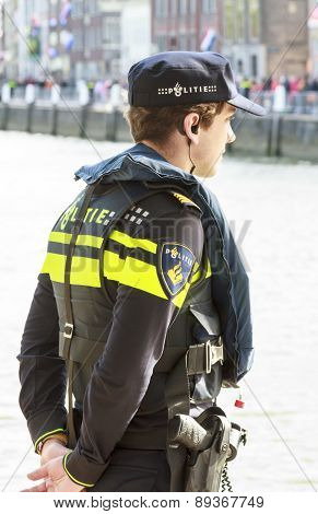 Dutch Police Officer