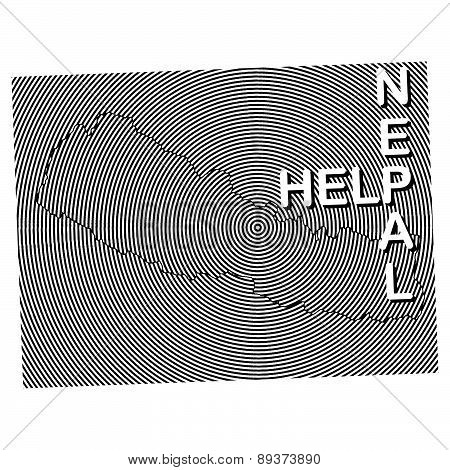 Nepal Charity Poster