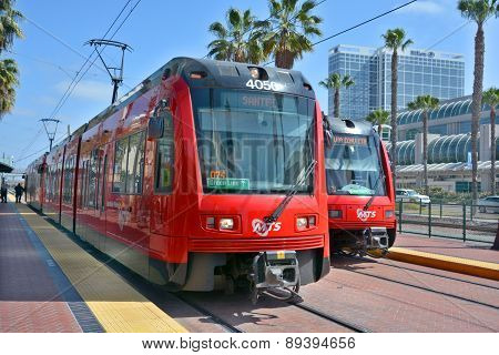 The San Diego Trolley