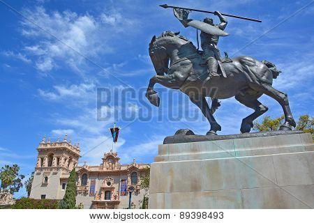 Rodrigo Diaz de Vivar (El Cid)