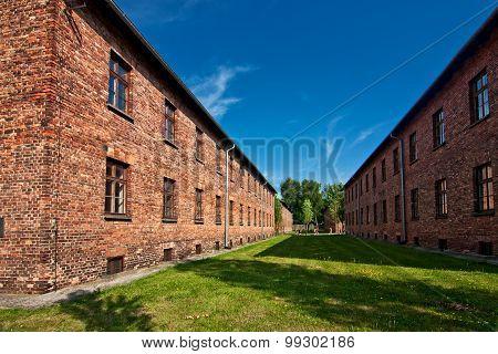 Museum In Auschwitz