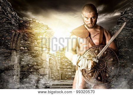 Gladiator Warrior