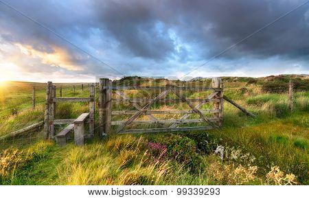 Moorland Gate