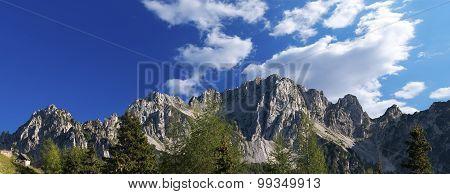 Cima Del Cacciatore - Julian Alps Italy